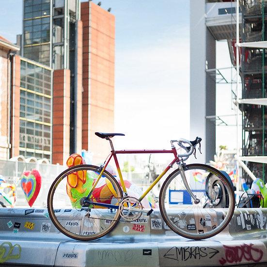 Vélo Vitus Plus carbone
