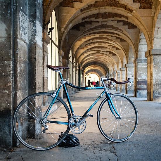 Vélo de contre-la-montre TVT92