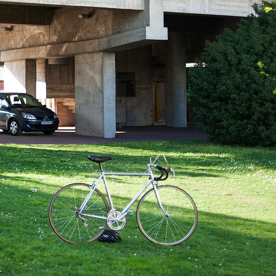 Vélo artisanal André Sablière