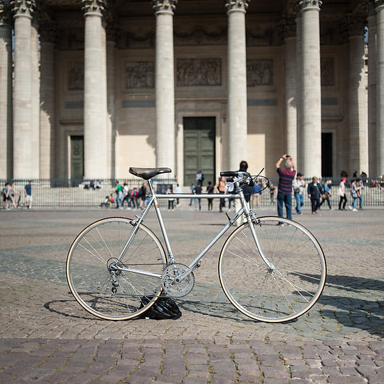 Vélo artisanal Bernard Carré