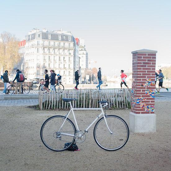 Vélo artisanal Tino Pena