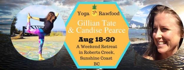 Yoga Rawfood Retreat