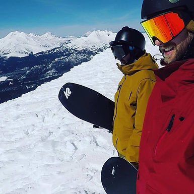 Snowboarding Canada