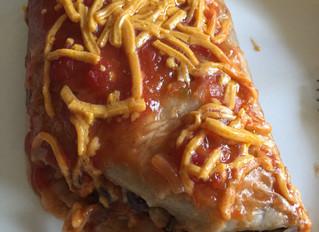 The BEST Veggie Enchiladas