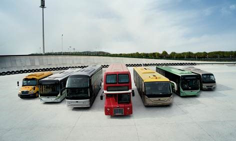 The Grid | SiC chips board buses in China