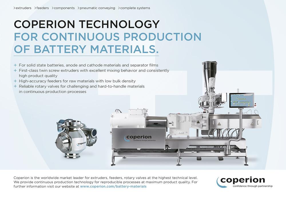 Coperion Technology
