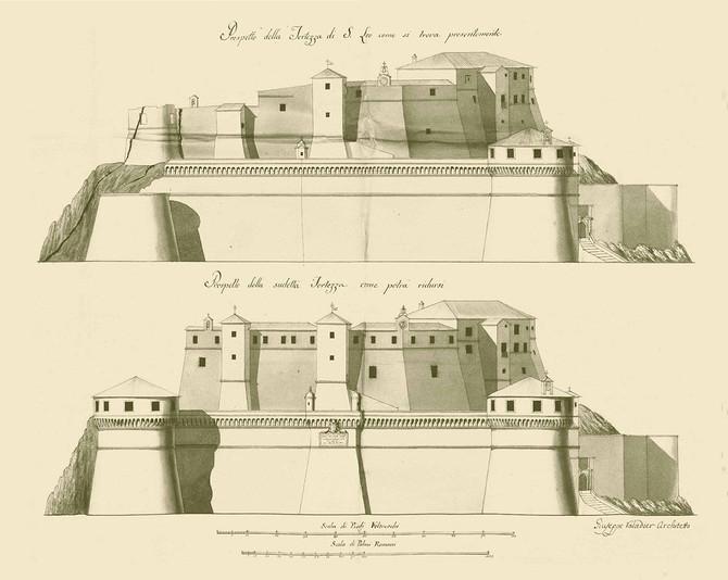 La Fortezza di Montefeltro