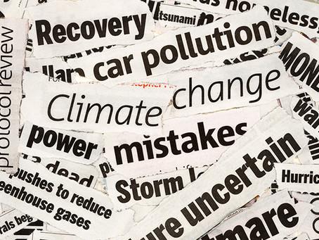 Climate change: a critical challenge