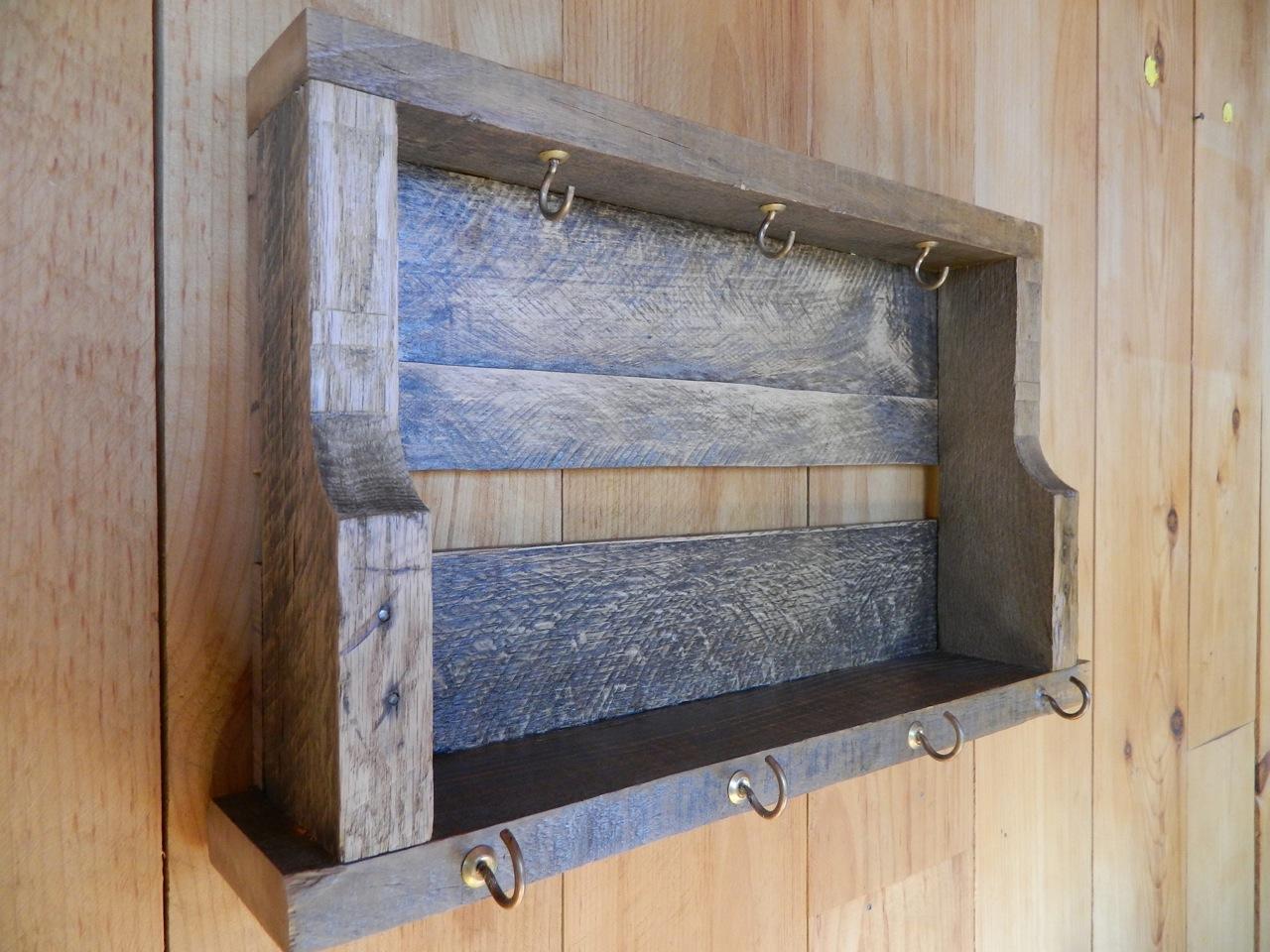 mug rack or coat rack or key rack or