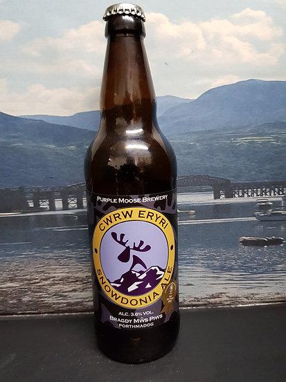 Cwrw Eryri (Snowdonia Ale)