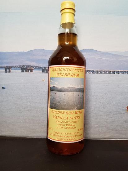 Barmouth Spiced Rum