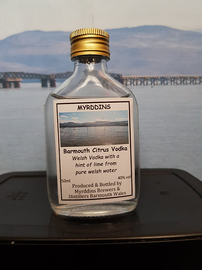 Barmouth Citrus Vodka