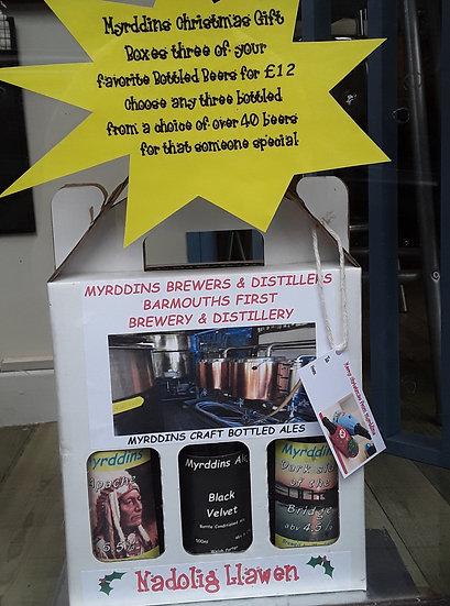 Myrddins Christmas Gift Box