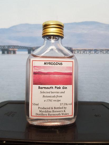 Barmouth Pink Gin