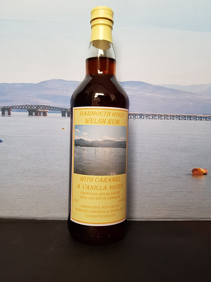 Barmouth Gold Rum