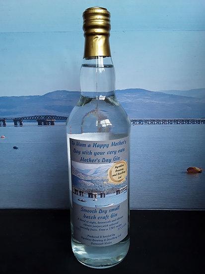 Mothers Day Personalised Bottle of Spirit - Barmouth Bridge