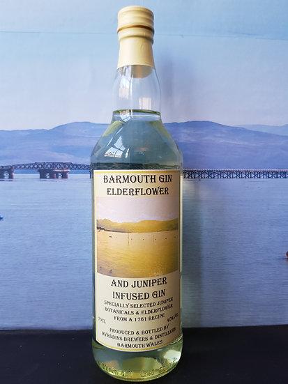 Barmouth Elderflower Gin