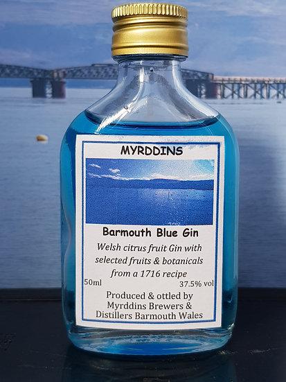 Barmouth Blue Gin