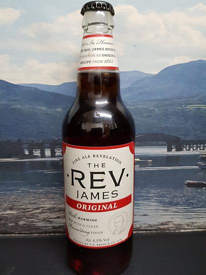 The Rev James