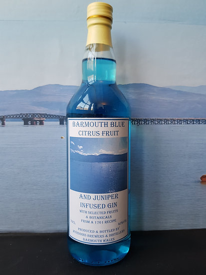 Barmouth Blue Gin
