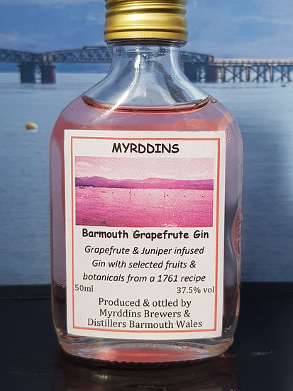 Barmouth Grapefruit Gin