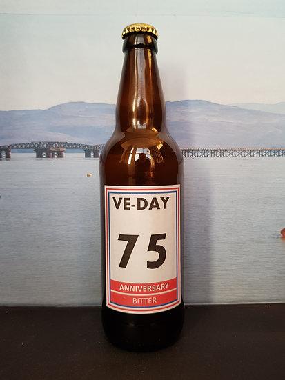 VE Day Anniversary Bitter