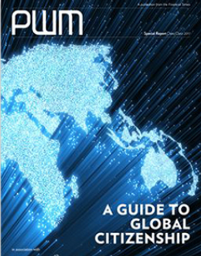 PWM magazine cover showing CBI index