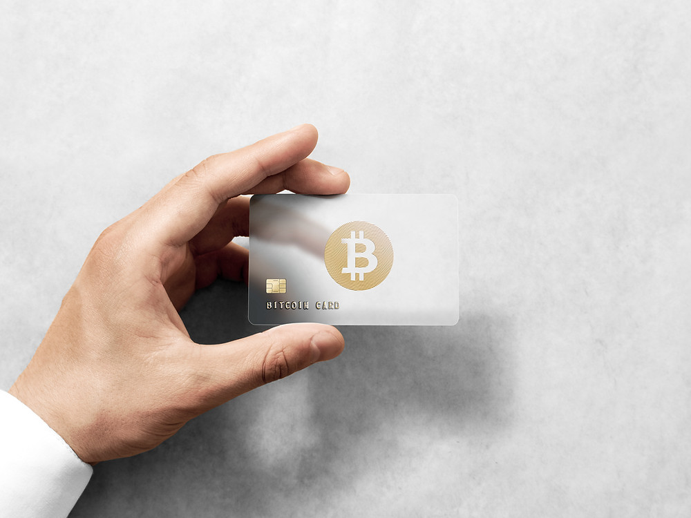 Cryptocurrency cards