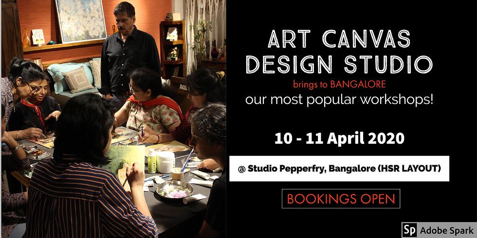 Art Workshops - Bangalore (HSR Layout)