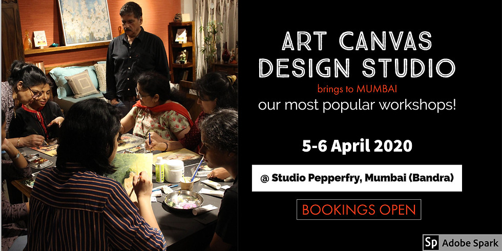 Art Workshops - Mumbai (Bandra)