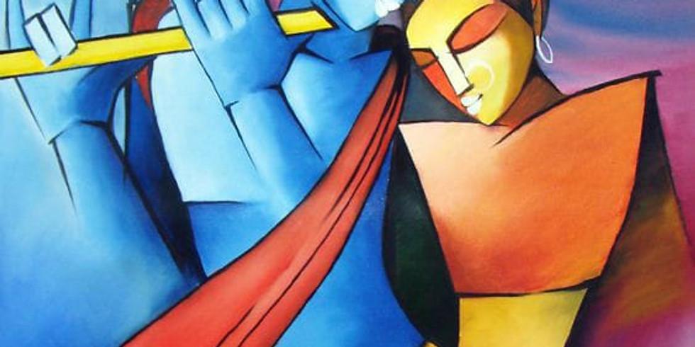Online - Acrylic Painting SUNDAY