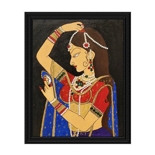 Meenakari Painting #3