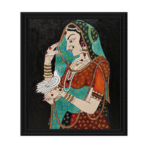 Meenakari Painting #4