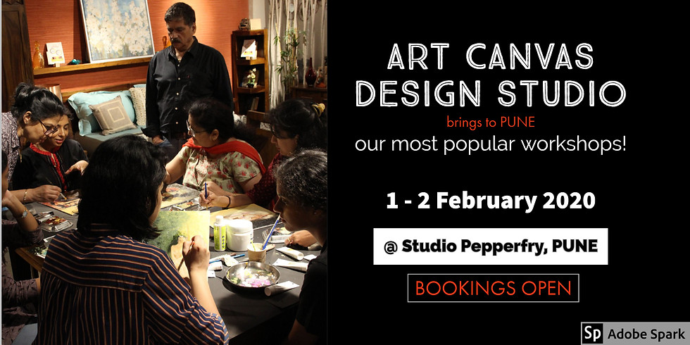 Art Workshops - Pune