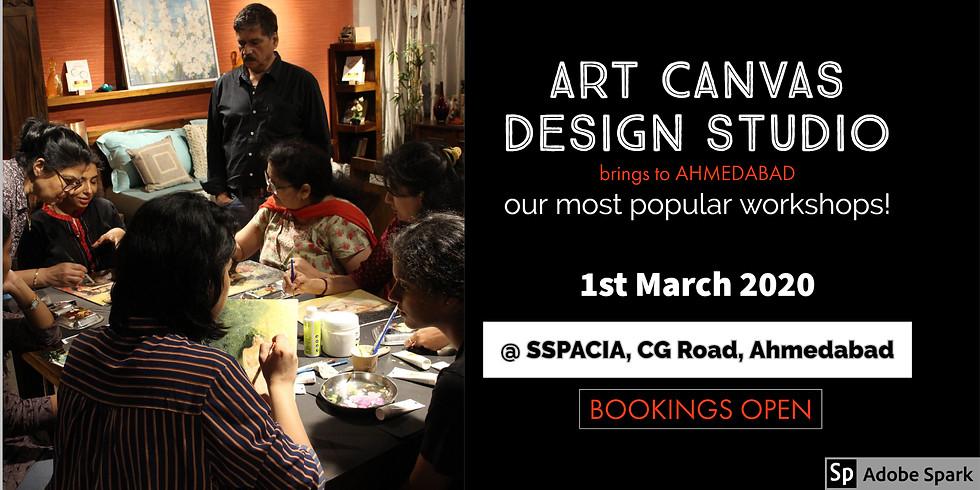 Art Workshops - Ahmedabad