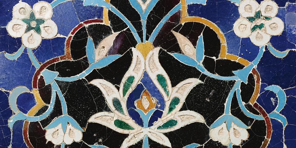Persian Art on Tiles