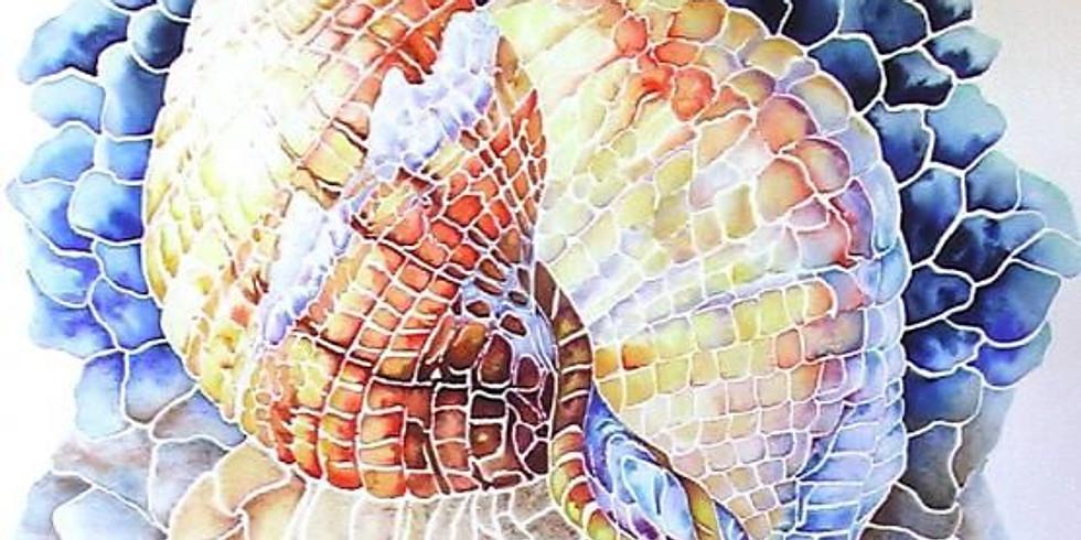 Watercolor Mosaic Workshop