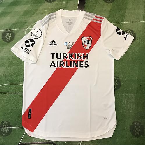Camiseta River Plate De Juego Final Supercopa Argentina 2021