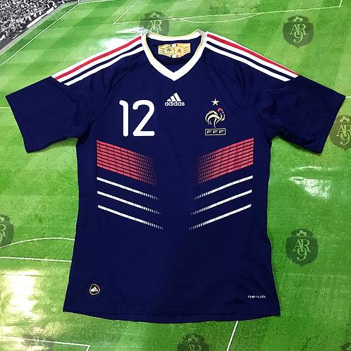 Camiseta Francia 2010/11 Titular