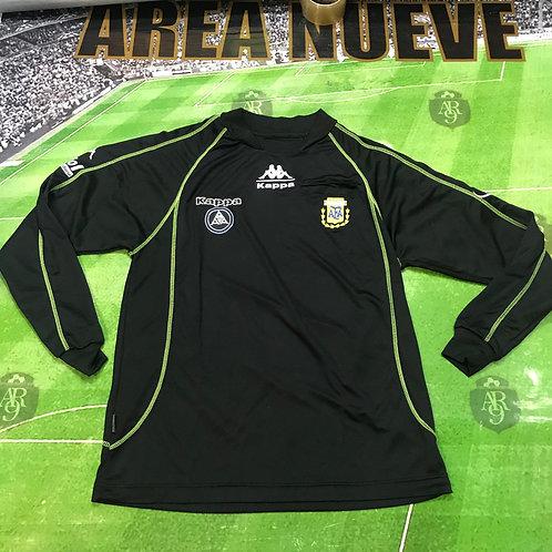 Camiseta Arbitro Afa Kappa