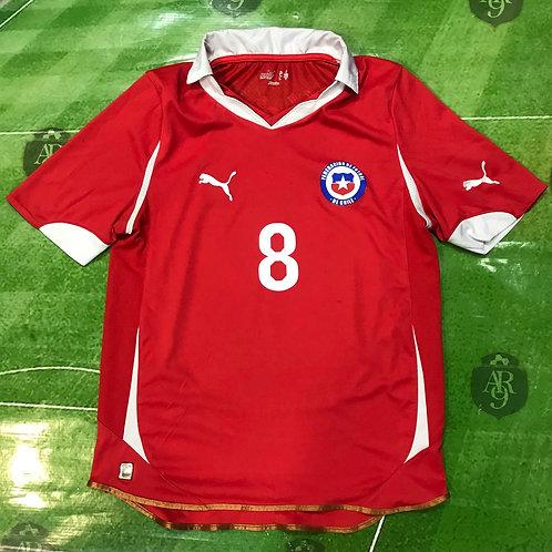 Camiseta Chile 2013/14 Titular