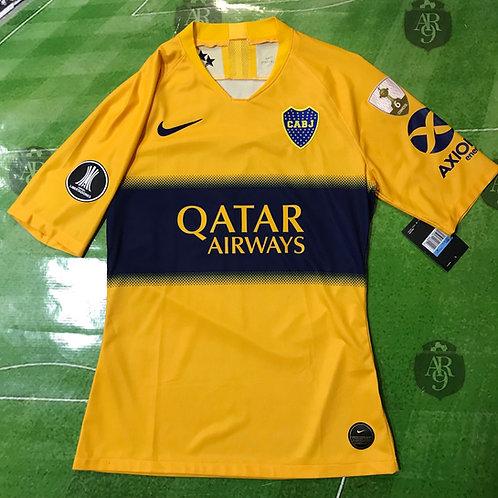 Camiseta Boca Juniors Copa Libertadores 2019