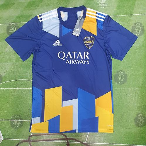 Camiseta AeroReady Boca Juniors Homenaje a La Boca 2021