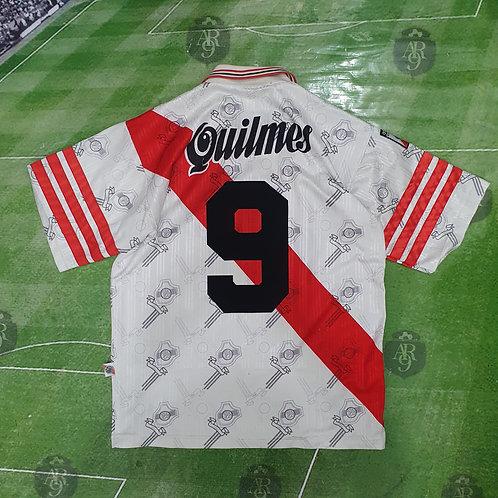 Camiseta Titular River Plate 1996/97 #9