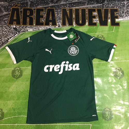 Camiseta Palmeiras Titular 2019/20 #15 Gustavo Gómez