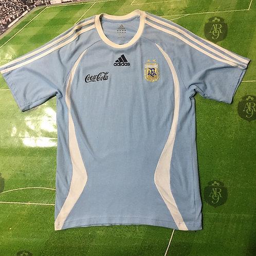 Camiseta Seleccion Argentina 2005/06