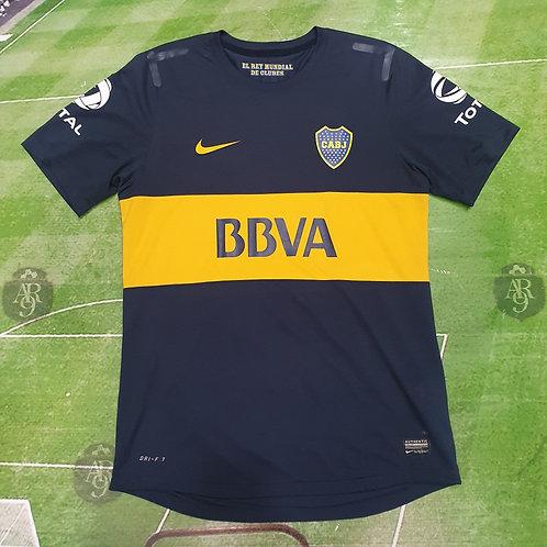 Camiseta Titular Boca Juniors 2012/13 #4 Franco Sosa