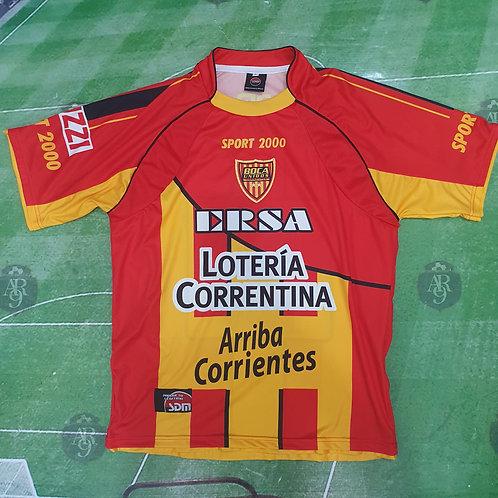 Camiseta Titular Boca Unidos 2011/12 #5 #9