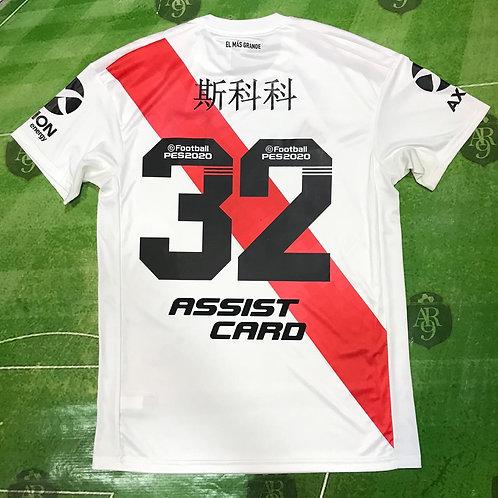 Camiseta River Plate Titular 2020 Año Nuevo Chino
