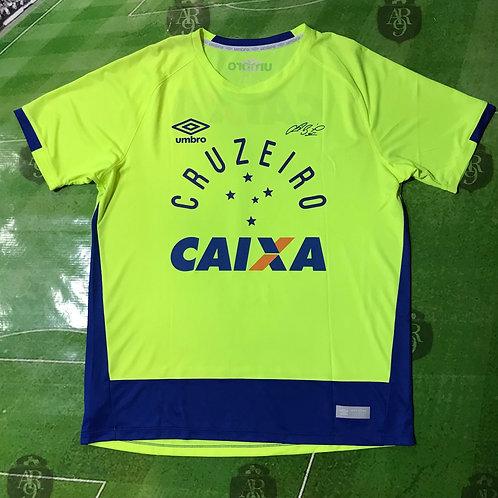 Camiseta Arquero Cruzeiro #1 Fabio